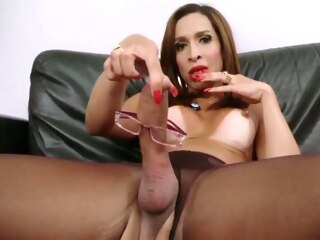 Gabrielli Bianco 1 shemale big ass shemale big cock shemale solo shemale